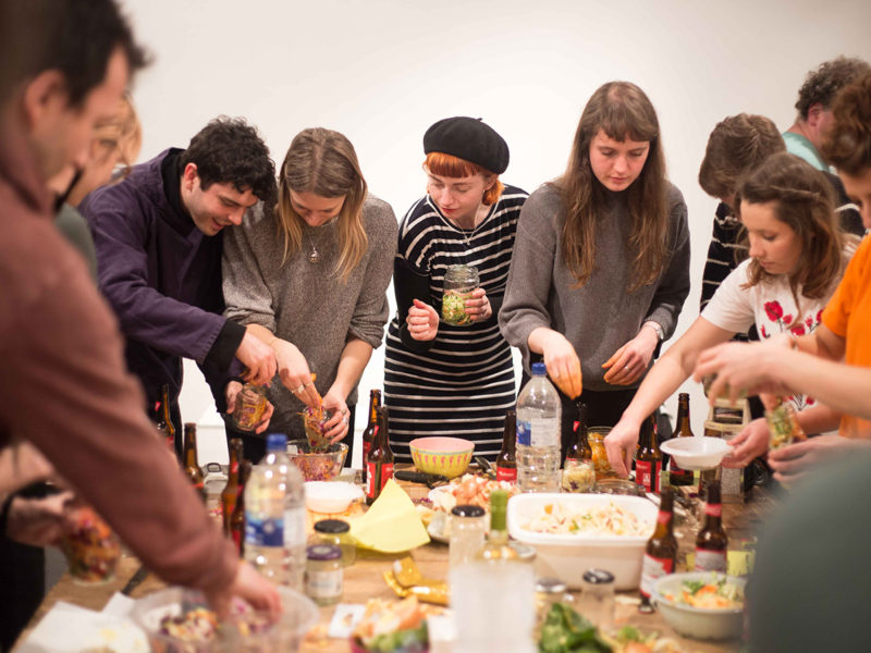 Photo: Fermentation Workshop with Sean Roy Parker