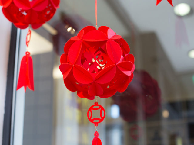 Photo: Chinese New Year: CFCCA at the Central Library