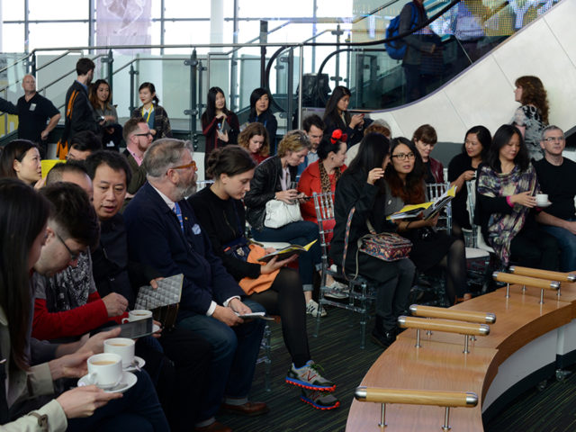 Photo: Symposium: Transcultural Research and Curatorial Practice in China's Contemporary Art